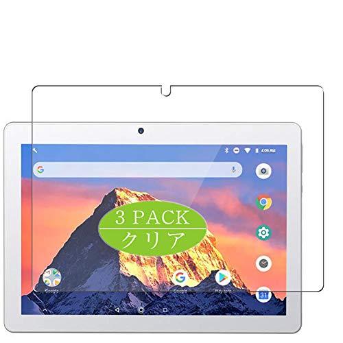 VacFun 3 Piezas HD Claro Protector de Pantalla para Dragon Touch Tablet...