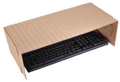 TimeTEX Tastatur-Sichtschutz