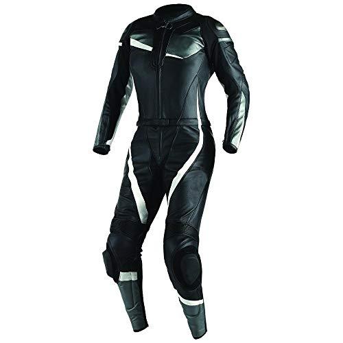 Corso Fashion Damen Motorrad Lederkombi - Motorrad Rennsport Schutzkleidung Bikerausrüstung - Maßanfertigung Style248