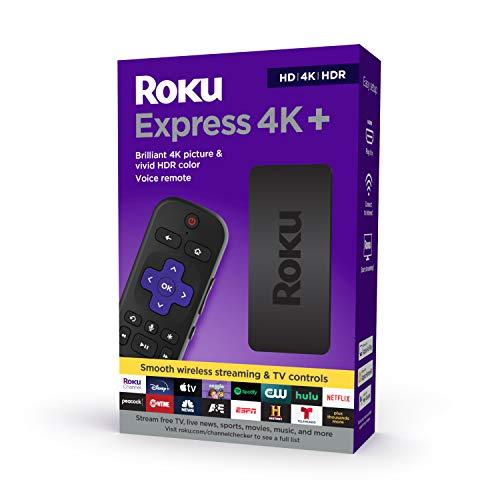 Roku Express 4K+ 2021