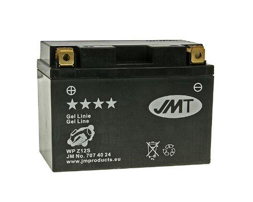 Batterie JMT Gel JMTZ12S für Honda XL 650 V Transalp Bj. 2006-2007 - inkl. 7,50 EUR Batteriepfand