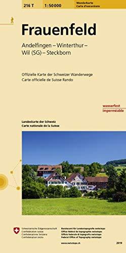 Frauenfeld (Wanderkarten)