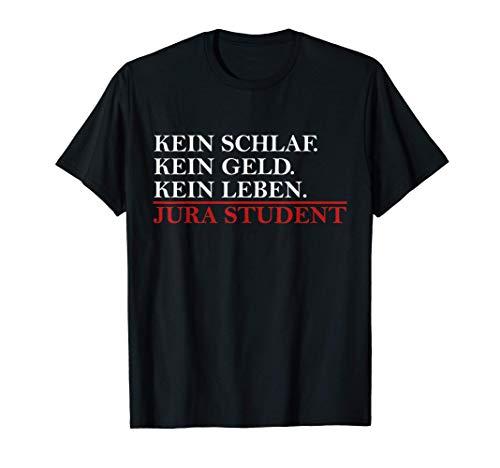 Lustiger Jura Spruch , Jura Student, Geschenkidee, Juristen T-Shirt
