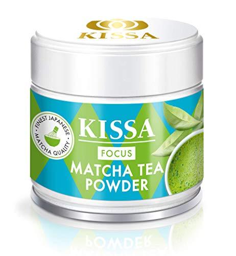 KISSA Focus Matcha Tee