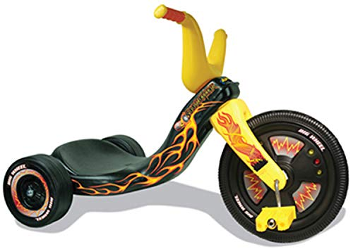 """The Original Big Wheel Tricycle Mid-Size SCORCHER 11"""" Ride-On"""