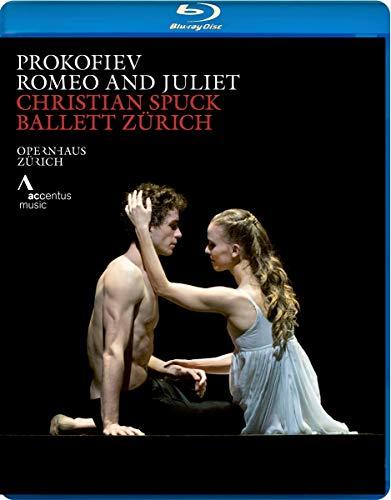 Sergei Prokofjew: Romeo und Julia [Ballett Zürich] [Blu-ray]