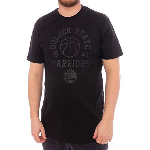 New Era NBA GOLDEN STATE WARRIORS Tonal Tee T-Shirt, Größe:XXL
