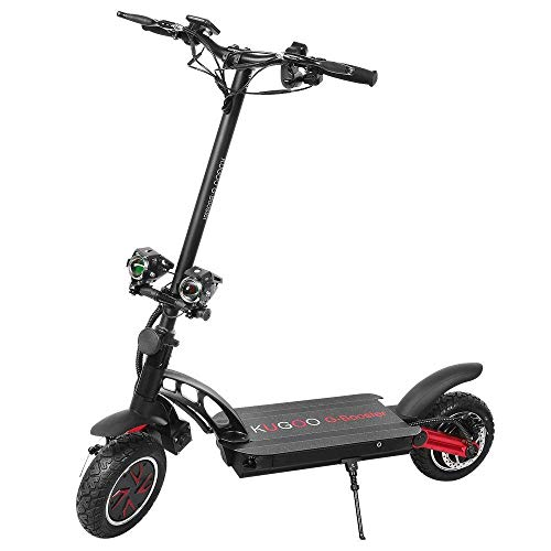 SUMEND Patinete eléctrico EU Warehouse Kugoo G-Booster Off-Road Scooter eléctrico de nivel...