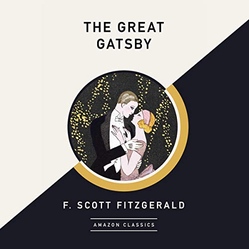 The Great Gatsby (AmazonClassics Edition) cover art