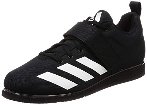 Adidas Powerlift 4, Zapatillas de Deporte para Hombre, Negro (Core Black/Footwear White/Core Black 0), 46 EU
