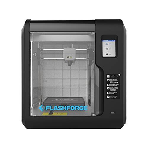 FlashForge Adventurer 3 Lite FDM 3D Printer with Quick Removable Nozzle, Auto Leveling, Super...