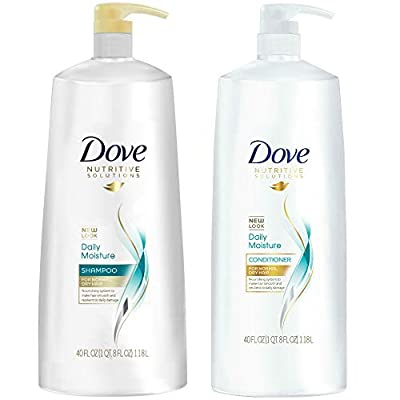 Dove Nutritive Solutions Shampoo and Conditioner Set
