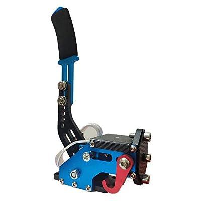 14Bit PC USB Handbrake SIM for Racing Games G25/27/29 T500 FANATECOSW Dirt Rally(Blue)