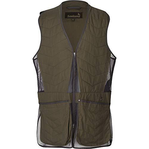 Skeet light waistcoat Pine green 5XL