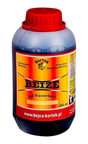 Bartek Beize Buche, 450ml permanent färbend, auf wasserbasis