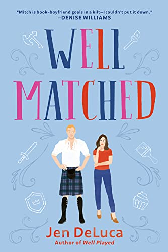 Well Matched (English Edition)