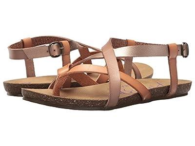Blowfish Womens Fisherman Sandal Shoes Granola-BLNDWHEATBlonde/Wheat/Pearl 7