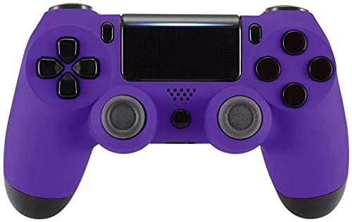 Soft Touch Purple Wireless Custom Controller for Playstation 4 PS4