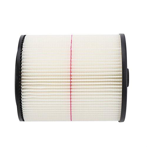 Filtre à air cylindrique pour aspirateur Shop-Vac 17816 9-17816 17 x 20 cm