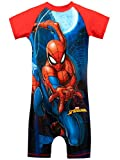 Marvel Boys' Spiderman Swimsuit Size 3T Red