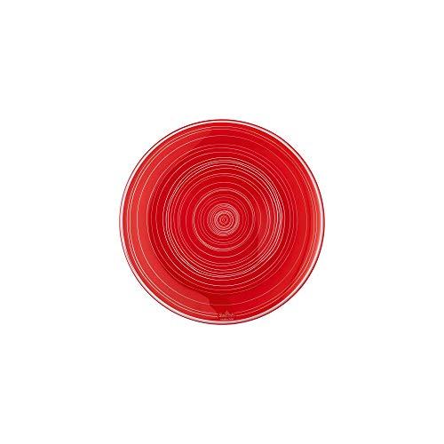 Rosenthal - Teller, Kuchenteller, Dessertteller - TAC Gropius - Stripes 2.0 - Glas - D: 21 cm - 1 Stück