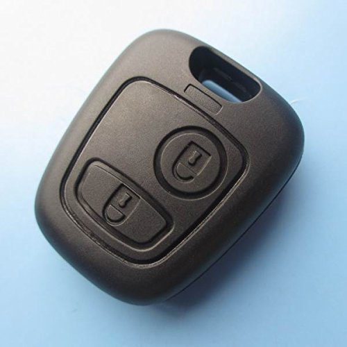 Ersatz Fernbedienung Schlüssel Shell Knopf-Fernbedienung Schlüsselanhänger Flip Schlüssel Schlüssel mit Rohling Schlüssel Gehäuse ohne Elektronik inionâ ®
