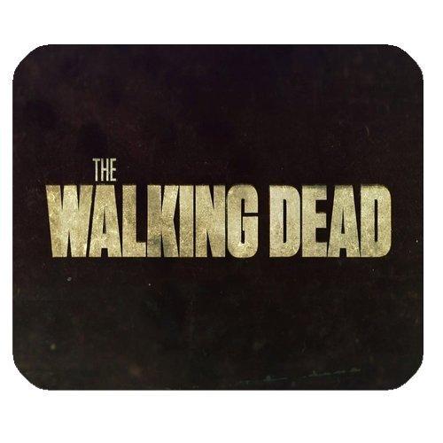 Not Applicable Alfombrilla de ratón para Juegos Rectangular estándar Personalizada - The Walking Dead Alfombrilla de ratón Wrm-911