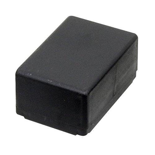 WITTKOWARE Kunststoff-Kleingehäuse, ABS, 72x50x35mm, mit Schrauben