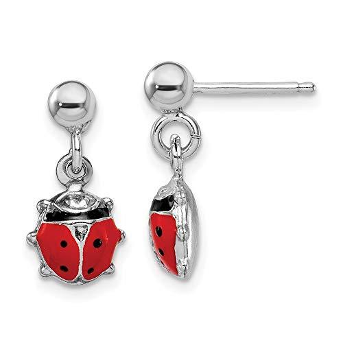 póster ladybug de la marca Ryan Jonathan Fine Jewelry