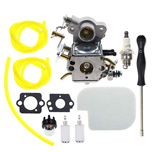 MOTOALL C1M-W26 Carburetor for Poulan Pro PP4218 PP4218A Chainsaw