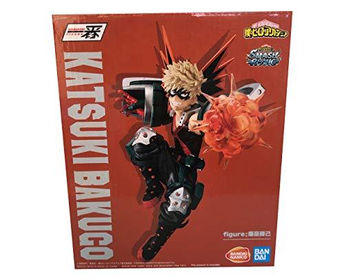 Bandai Spirits. BOKU NO Hero Academia Smash Rising Bakugo Katsuki Nästa generation! Figure figurer finns nu!