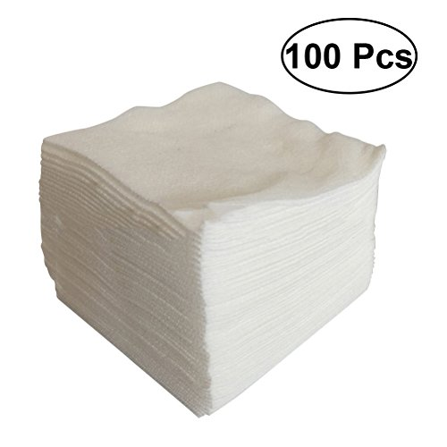 ULTNICE - 100 esponjas de gasa médica no tejida para