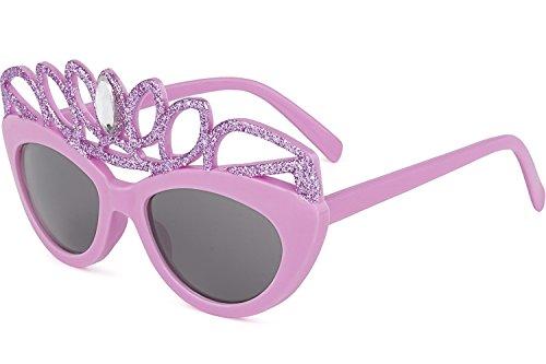 Gafa Sol niña Princesa | 100% UV400 Proteccion Ojos