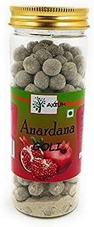 Axium Flavoured Sweet Anardana Goli Candy Toffee (200 Grams)