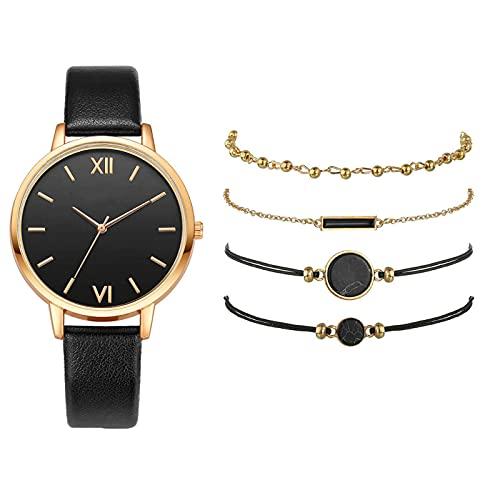 SIMEISM Reloj de moda de las mujeres de moda original señoras reloj de pulsera pequeño y delicado belleza europea casual relojes traje | mujeres