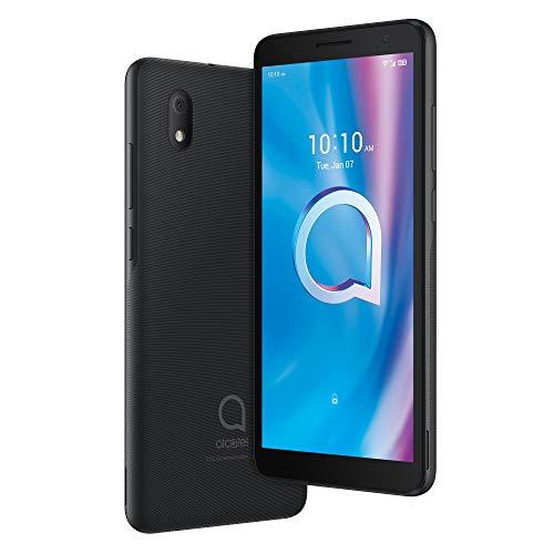 Alcatel 1B (2020) - Smartphone 16GB, 2GB RAM, Dual Sim, Prime Black