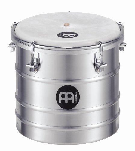 Meinl Percussion QW6 - Cuica de aluminio (15,24 cm/6 pulgadas), color plateado