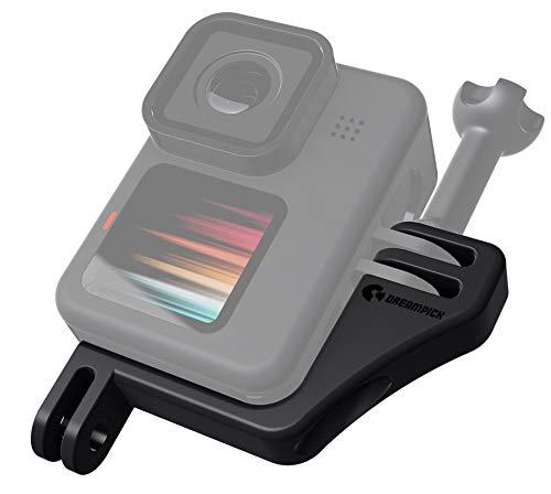 DREAMPICK Supporto Verticale per GoPro Hero 9 8 7 6 5 4, DJI Osmo Action Vertical Frame...