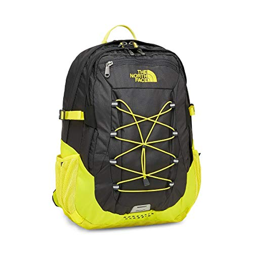 THE NORTH FACE Daypack BOREALIS CLASSIC ASPTGY/TNFLEMON, Grey, OS, NF00CF9CPP1