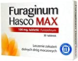 FURAGINUM Hasco Max 100mg 30 Tablets - for Urinary Tract Infections Treatment