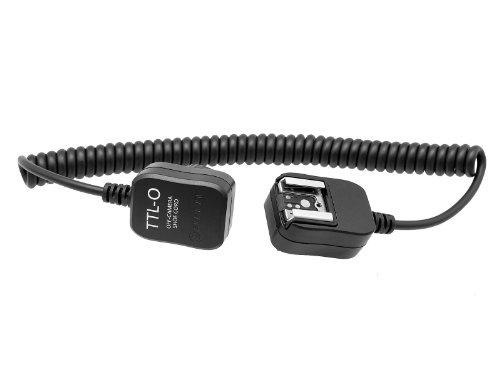 Gadget Place TTL Flash Off-camera Cable for Panasonic Lumix DMC-FZ2500 FZ2000 FZ82 FZ80