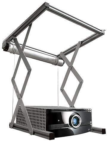 Elevador motorizado de Falso Techo eléctrico – Descesa 30 cm – Soporte...