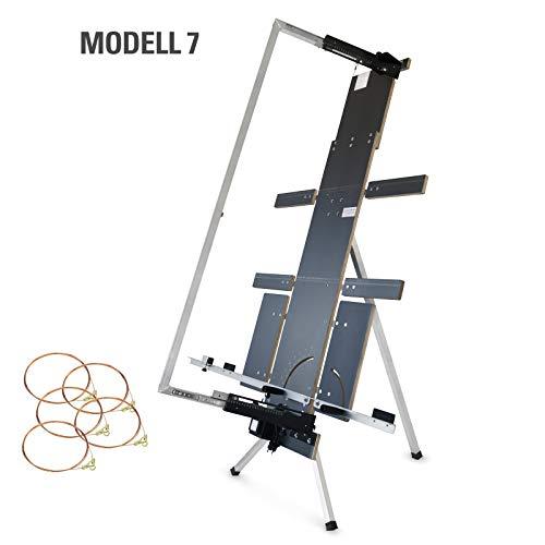 TECHWORK GAZELLE Modell 3-7 / Styroporschneider Heißdrahtschneider (Gazelle 7: 1.300 mm)