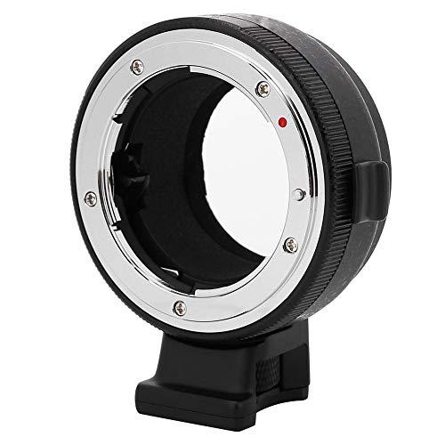 Entatial Anillo Adaptador CM-NF-NEX para Lente para Nikon F (G) a cámara...