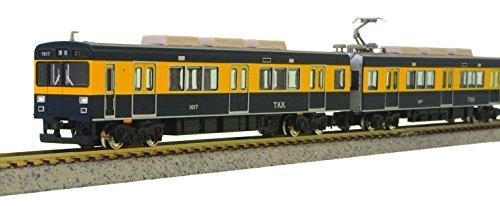 グリーンマックス Nゲージ 50565 東急1000系 (きになる電車)3両編成セット (動力付き)