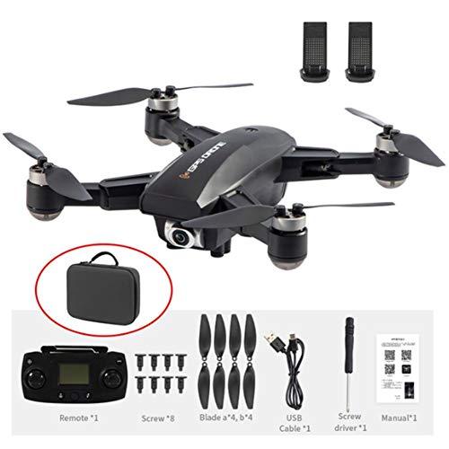 N/P Mini Drone con Telecamera WiFi HD Quadricottero RC Telecomando Quarcopter per Ragazze con Mantenimento Dell\'altitudine, Avvio con Un Tasto, Tap Fly, Regolazione velocità, 3D Flips