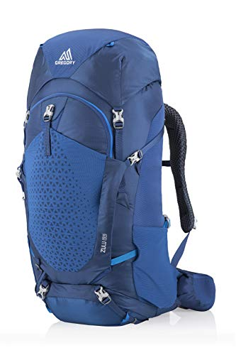 Gregory Zulu 65 MD/LG Hiking Pack (Empire Blue)