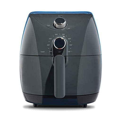 Oster Copper-Infused DuraCeramic 3.3-Quart Air Fryer (Renewed)