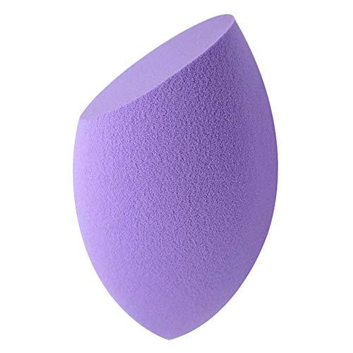2 Pc Goutte De Maquillage En Forme De Maquillage Éponge Mélange Crème Crème Base Outil De Maquillage En Puff-Pourpre
