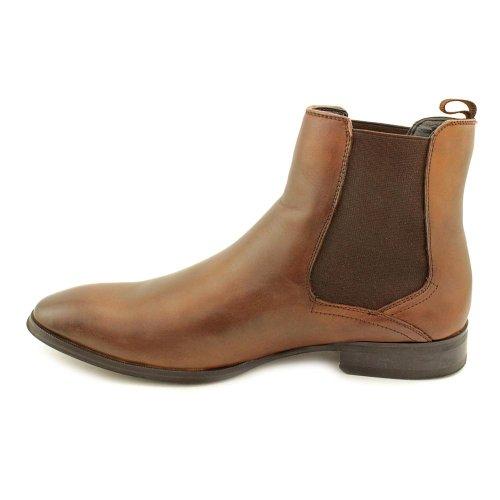 Alfani Men's Rory Double Buckle Chelsea Boots Brown